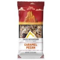 Taos Mountain Caramel Pecan Energy Bar (12x2.2 OZ)