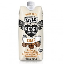 Rebel Kitchen Coconut Mylk Drink With A Chai Spice Blend (8X11 OZ)