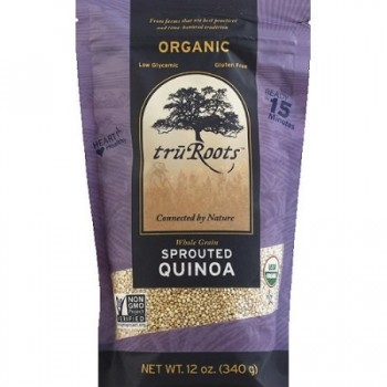 Truroots Sprouted Quinoa (6x10 OZ)