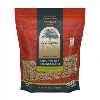 Truroots Sprouted Rice & Quinoa Blends (6x10 OZ)