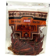 Badia Arbol Chili Pods (12x6 OZ)