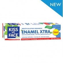 Kiss My Face Enamel Extra Gel Toothpaste  (1x4.5 OZ)