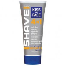 Kiss My Face 4 N 1 Natural Man Shave Energizing Sport Scent  (1x6 OZ)