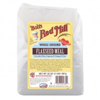Bob's Red Mill Flaxseed Meal (4x32 OZ)
