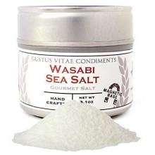 Gustus Vitae Wasabi Sea Salt (8x3.1 OZ)