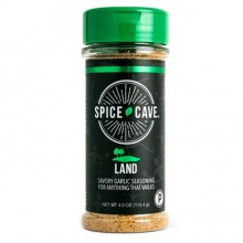 Spice Cave Land Garlic Blend (6x4 OZ)