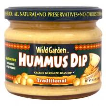 Wild Garden Traditional Hummus Dip  (6x10.74 OZ)