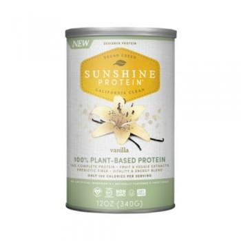 Sunshine Organic Protein Vanilla (1x12 OZ)