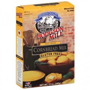 Hodgson Mill Sweet Yellow Cornbread Mix  (6x12 OZ)