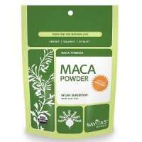 Navitas Naturals Organic Raw Maca Powder (12x4 OZ)