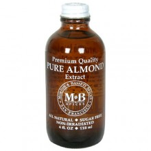 Morton Bassett Almond Extract (3x2 OZ)
