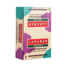 Larabar Organic With Superfoods Coconut, Kale And Cacao (15x1.6 OZ)