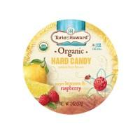 Torie and Howard Organic Hard Candy Lemon and Raspberry (8x2 OZ)