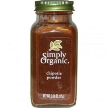 Simply Organic Organic Chipotle Powder (6X2.65 OZ)