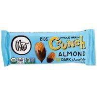 Theo Chocolate Kids' Crunch Dark Chocolate Almond (12x1 OZ)