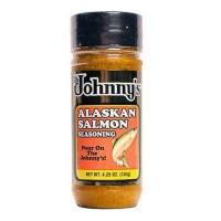 Johnny's Alaskan Salmon Seasoning (6x4.25 OZ)