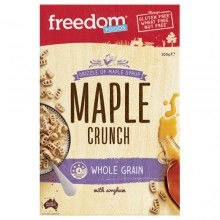 Freedom Foods Ultra Maple Rice Crunch (5x10.6 OZ)