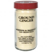 Morton & Bassett Ground Ginger  (3x2.1 OZ)