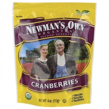 Newman's Own Organics Cranberries (12x6 PK  )