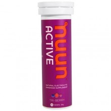 Nuun Active Hydration Active Tablets, Tri-Berry (8X10 Tab )