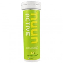 Nuun Active Hydration Active Tablets, Lemon+Lime (8X10 Tab )