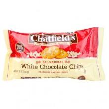 Chatfield's White Chocolate Chips  (12x10 OZ)