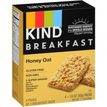 Kind Breakfast Honey Oats (8x4 PACK)