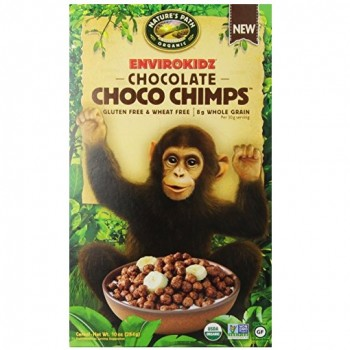 Envirokidz Chocolate Choco Chimps Cereal (12x10 OZ)