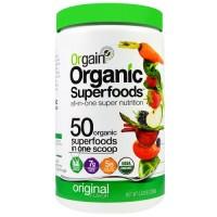 Orgain All-In-One Super Nutrition, Original Flavor (1X0.62 Lb  )