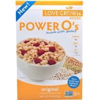 Love Grown Foods Power O's Original (6x8 OZ)