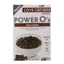 Love Grown Foods Power O's Chocolate (6x10 OZ)