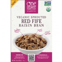 One Degree Organic Foods  Odof Sport Raisin Red Fife (6X11 OZ)