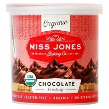 Miss Jones Organic Chocolate Frosting (6x320 GRAM)