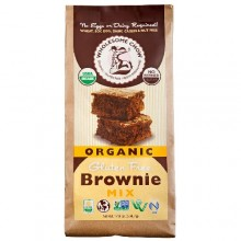 Wholesome Chow Organic Gluten Free & Vegan Brownie Mix (6x17.8 OZ)