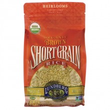 Lundberg Short Grain Brown Rice (6x1 LB  )
