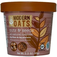 Modern Oats Nuts & Seeds All Natural Oatmeal (6x2.3 OZ)