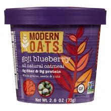 Modern Oats Goji Blueberry Oatmeal (6x2.6 OZ)