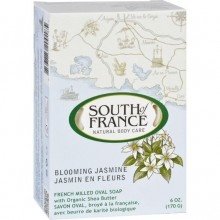 South of France Bar Soap Blooming Jasmine (1x6 OZ)