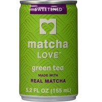 Matcha love Green Tea Sweetened (20x5.2 OZ)