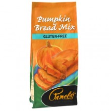 Pamela'S Products Pam Pumpkin Bread Mix Gf (6X16 OZ)