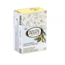 South Of France Bar Soap Lemon Verbena (1x6 OZ)