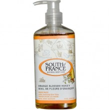 South Of France Orange Blossom Honey Hand Wash (1x8 OZ)