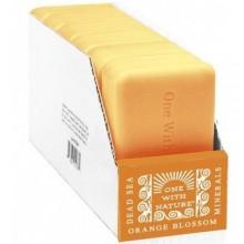 One With Nature O.W.N. Orange Blossom Bar Soap (6X4 OZ)