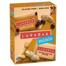 Larabar Minis Peanut Butter Chocolate Chip Cookie (8x10 PACK)