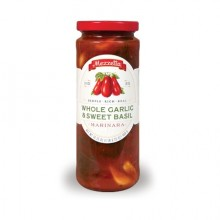 Mezzetta Marinara Whole Garlic & Sweet Basil Sauce (6x16.25 OZ)