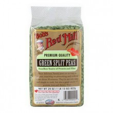 Bob's Red Mill Green Split Peas (4x29 OZ)