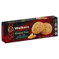 Walkers Ginger & Lemon Shortbread (6x4.9 OZ)