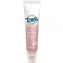 Tom's of Maine Lip Gloss Daybreak Pink (12x0.5 OZ)