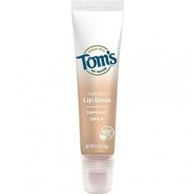 Tom's of Maine Lip Gloss Summer Sand (12x0.5 OZ)