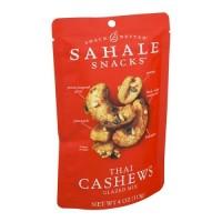 Sahale Snacks Sahale Thai Cashews (6X4 OZ)